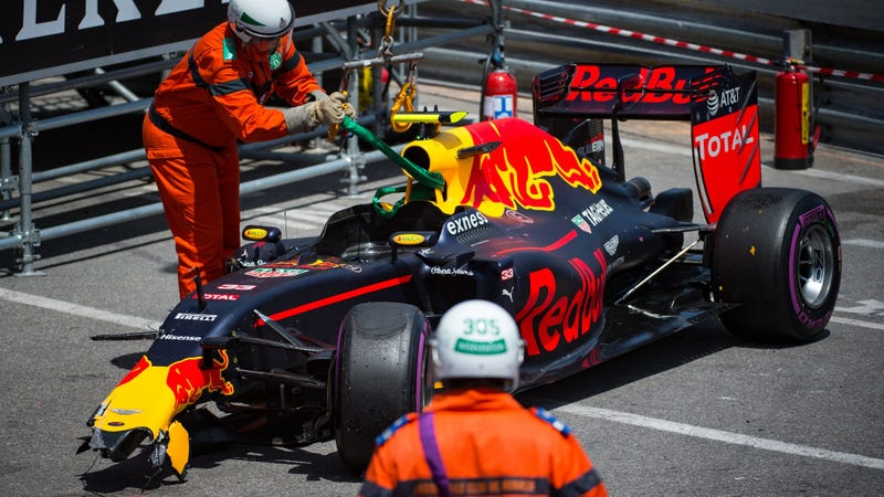 Illustration for article titled Need To Know If Max Verstappen Crashed Today?  Check This Website