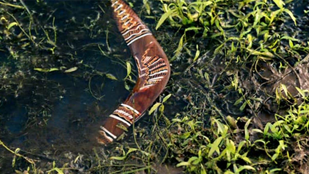 Image result for boomerang sherlock