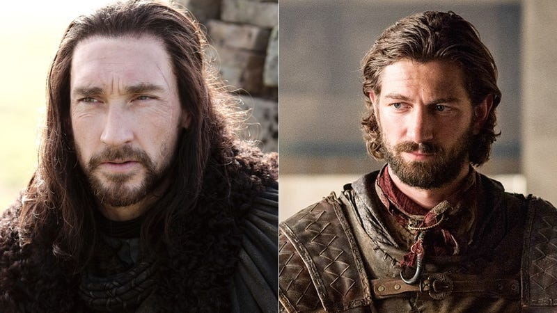 Illustration for article titled IsGame of Thrones' Daario Secretly Benjen Stark in Disguise?!