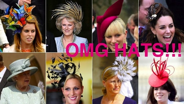 how to make fancy hats