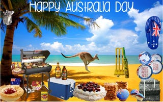 Illustration for article titled Happy Australia Day.