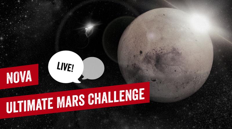 Illustration for article titled Manifest Destiny On Mars? Let's Discuss Nova: Ultimate Mars Challenge