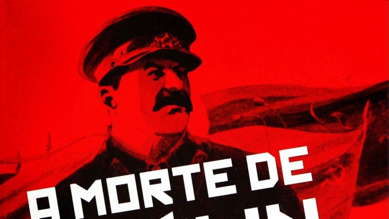 Illustration for article titled Veep's Armando Iannucci to adapt graphic novel about Stalin