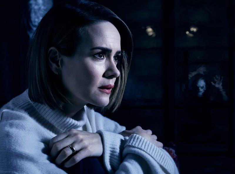 Sarah Paulson in American Horror Story: Cult (Photo: Frank Ockenfels/FX Networks)