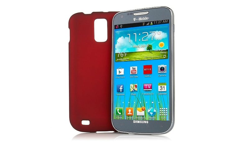 Illustration for article titled A No-Contract Samsung Galaxy SII is Less Than $200