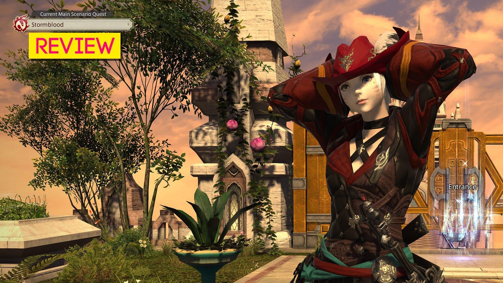 Final Fantasy XIV Stormblood: The Kotaku Review
