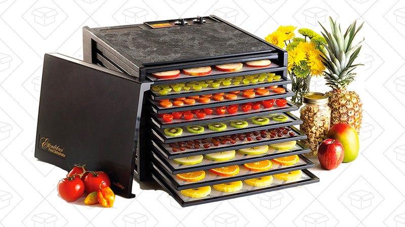 Excalibur  Food Dehydrator | $192 | Amazon