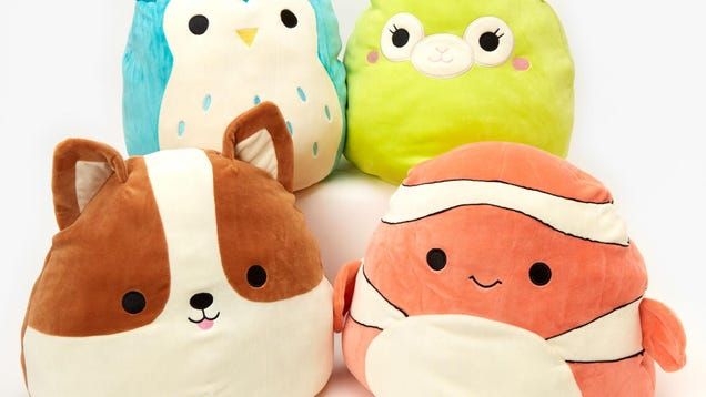 The Out-of-Touch Adults  Guide To Kid Culture: What Are Squishmallows?