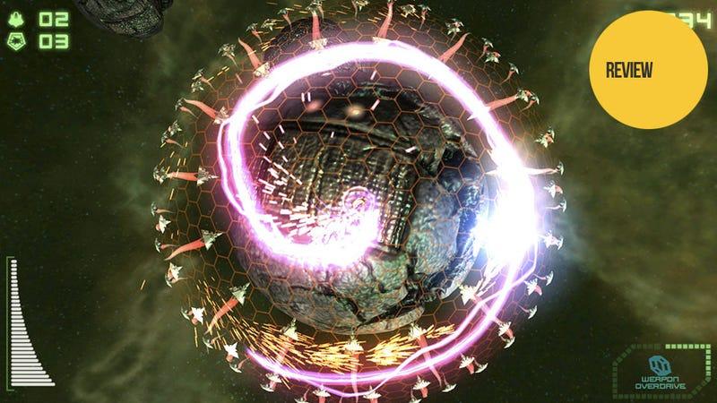 Illustration for article titled Super Stardust Delta: The Kotaku Review
