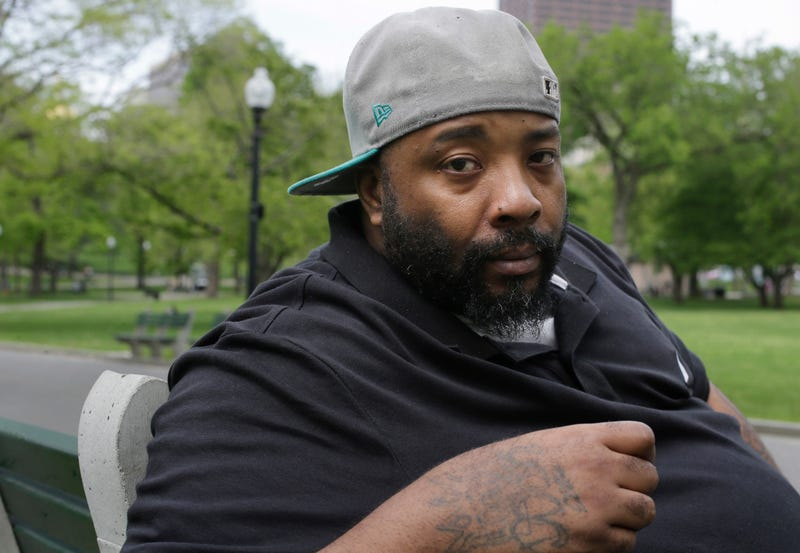 Emory Ellis is suing Burger King, accusing the chain in a lawsuit filed this week of discriminating against him because he's black and homeless.