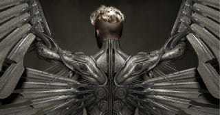 Illustration for article titled Angel's Back With A New But Familiar Look For X-Men: Apocalypse