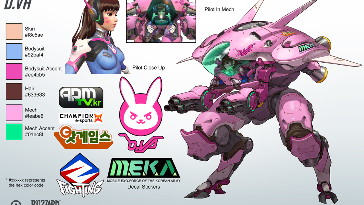 Bunny symbol for overwatchs d shows up at womens march in seoul buycottarizona