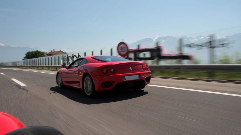 Illustration for article titled Your ridiculously awesome Ferrari 360 wallpaper is here