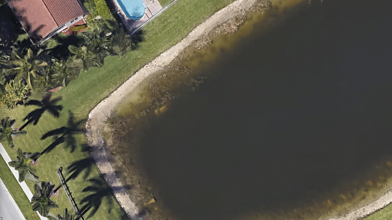 Illustration for article titled Body of Man Who Went Missing in 1997 Discovered in Pond on Google Maps