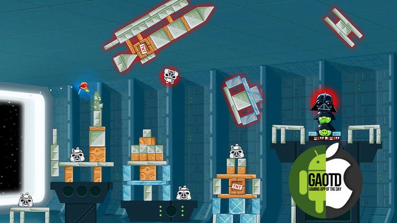 Illustration for article titled Star Wars Brings Out the Very Best in Angry Birds