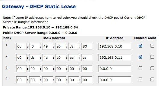 How to Set Up DHCP Reservations (and Never Check an IP