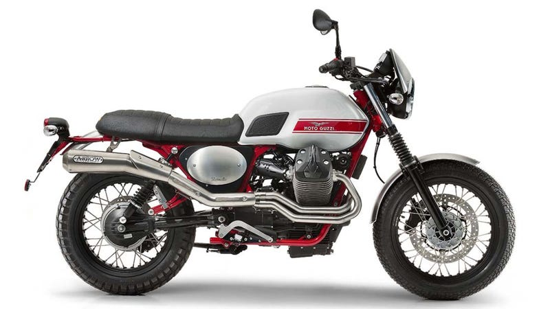 2016 Moto Guzzis: One You Saw Coming, And One Awesome Surprise