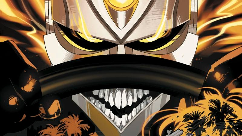 Illustration for article titled Exclusive Marvel preview: All-New Ghost Rider #11 begins a fiery farewell