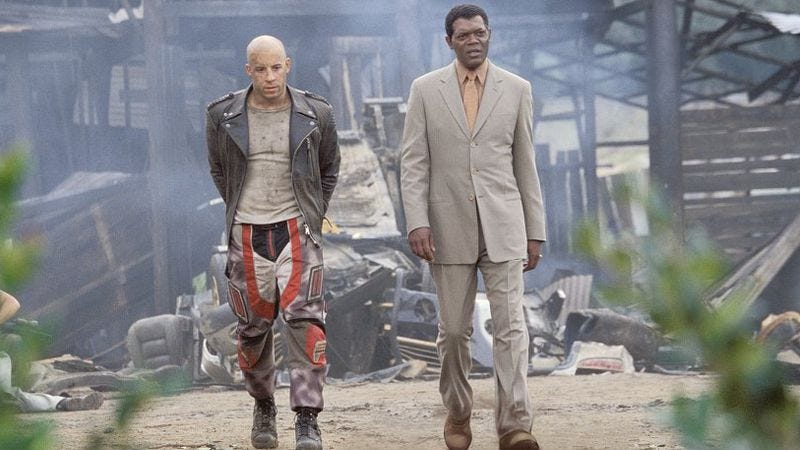 Illustration for article titled Samuel L. Jackson will be in that xXx-treme sequel with Vin Diesel