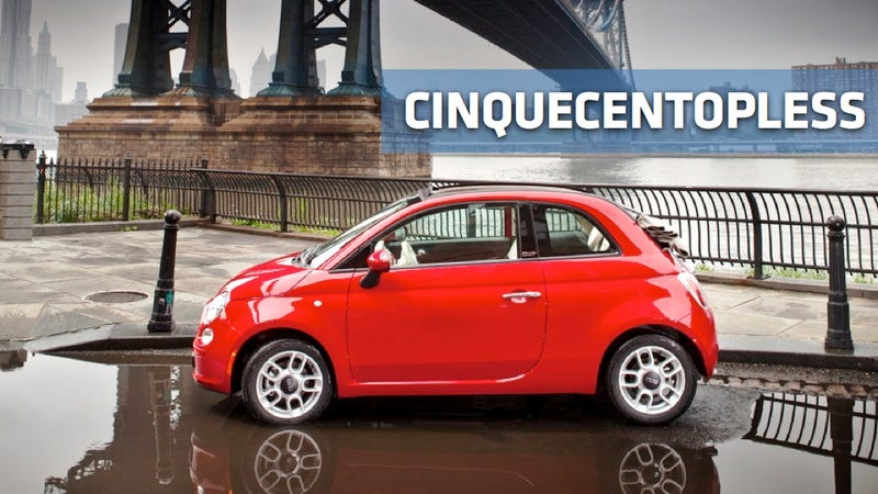 Illustration for article titled Fiat 500C: First Drive
