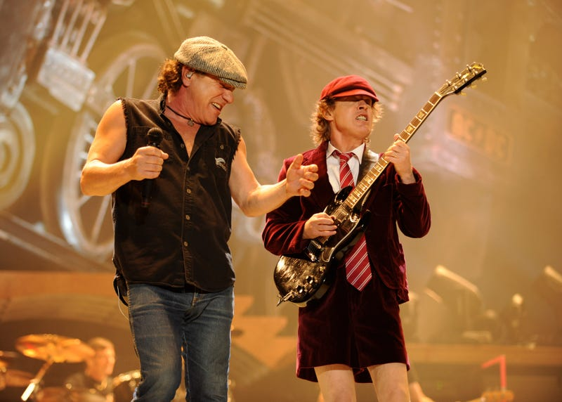 Illustration for article titled AC/DC's New Album Sounds Like All Their Other Ones, Thank God