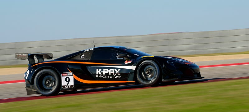 Illustration for article titled Ask K-PAX McLaren 650S GT3 Factory Driver Kévin Estre Anything You Want