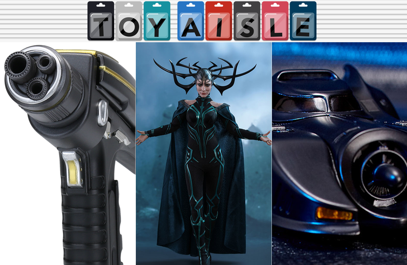 Illustration for article titled A Hela Figure to Rule Your Desk, and More of the Best Toys of the Week