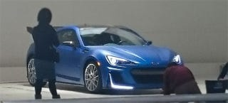 Illustration for article titled What Is This Subaru BRZ Concept?