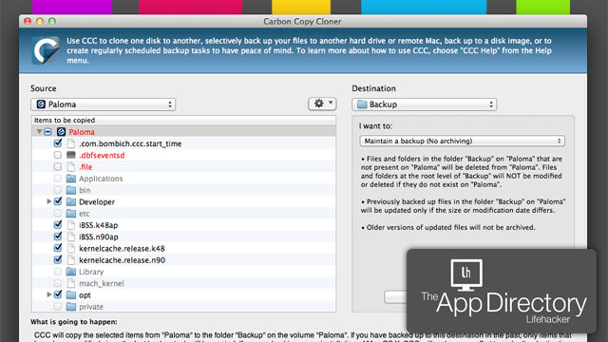 The Best Disk Cloning App for Mac OS X