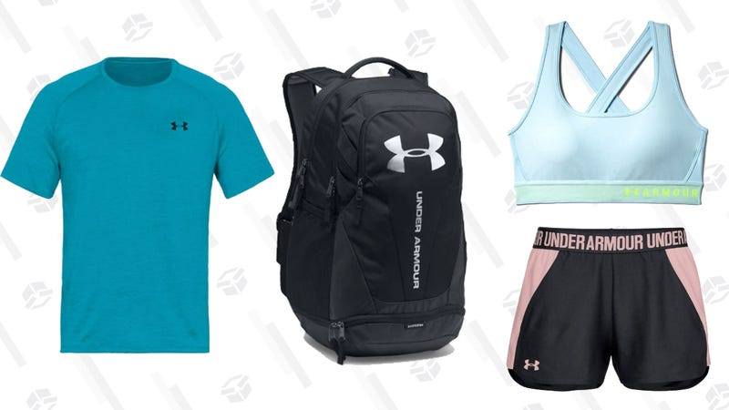 Spend $50+, Get a $10 Promo Code | Under Armour