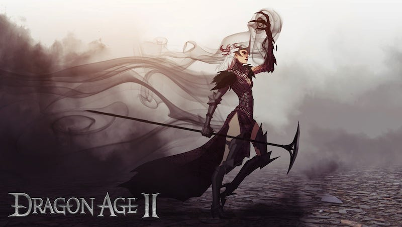 Illustration for article titled Dragon Age II Seems Like It Will Be Very Different [UPDATE]