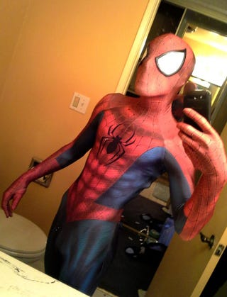 Illustration for article titled This is the best (Ult.) Spidey cosplay I've ever seen.