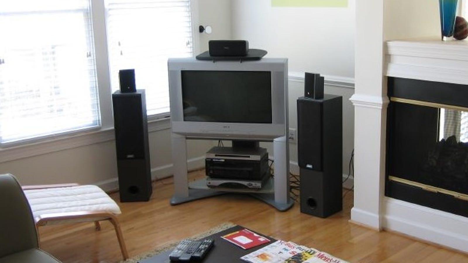 Best Living Room Speakers