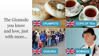 Illustration for article titled Hello UK Readers: Meet Gizmodo UK