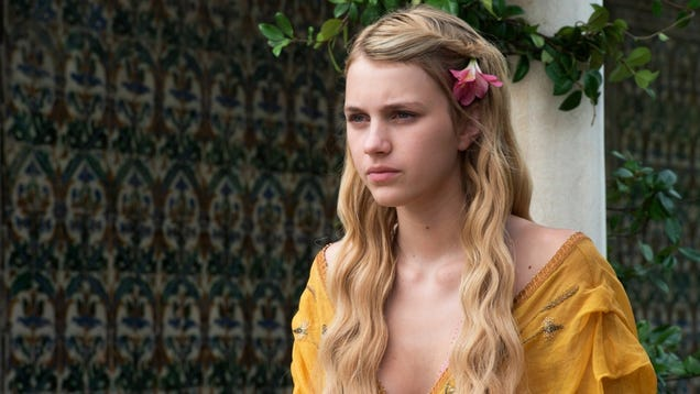 Myrcella s  Sweet  Death on Game of Thrones Was Originally Going to Be So Much Ickier