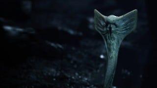 Illustration for article titled Shot-for-shot breakdown of all the new alien monsters in Ridley Scott's Prometheus!