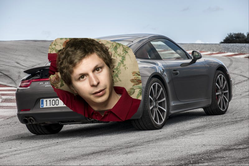 Illustration for article titled Hey look, a Porsche 911 Cera2.