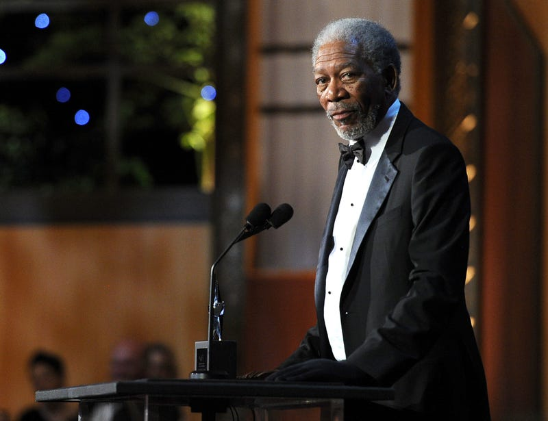 Morgan Freeman (Getty Images)