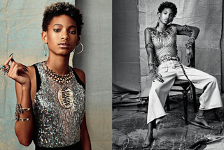 Illustration for article titled Willow Smith Shares Her 2015 Goals: Krav Maga, Capoeira and Dreads