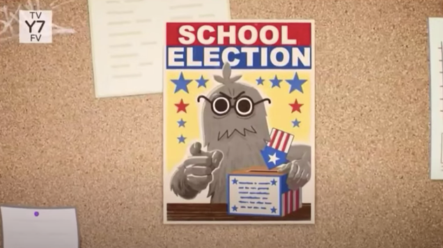 Gumball s Election Special Was a Clever Lesson About the Importance of Hindsight in 2020