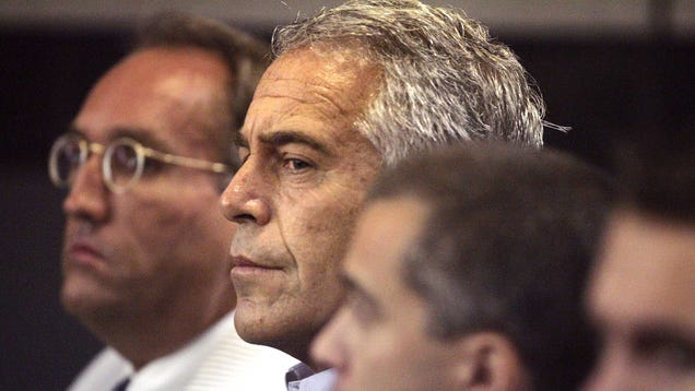 Jeffrey Epstein Offers Court $32 Million Child Pornography Collection As Bail