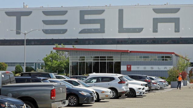 Tesla Makes Cars in Texas but Has to Re-Import Them to Sell in the Lone Star State