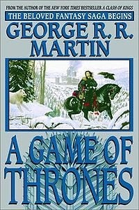 """Illustration for article titled Best Song Ever: """"George R.R. Martin Is Not Your Bitch"""""""