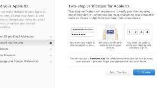 Illustration for article titled Apple Adds Two-Factor Authentication to Apple ID, Here's How to Set It Up