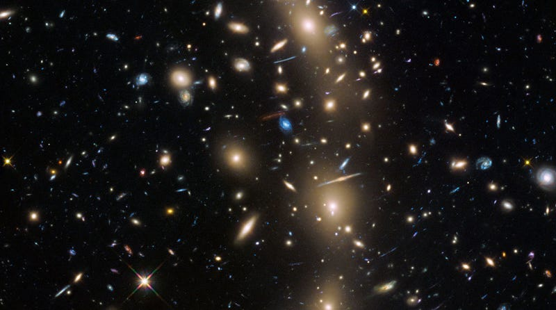 Two trillion galaxies in 'observable' universe