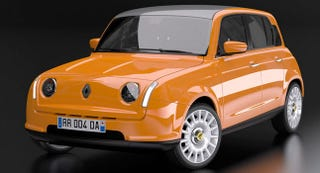 Illustration for article titled Renault 4