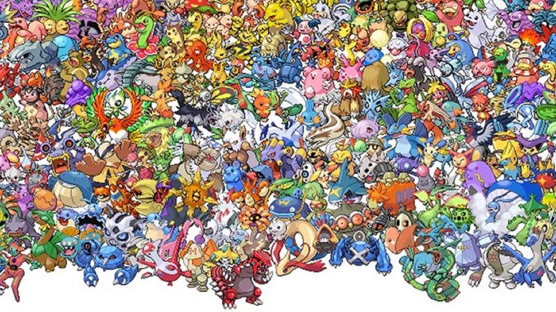 Illustration for article titled Screw Waldo, Let's Find Pikachu