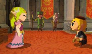 Illustration for article titled The Legend of Zelda: Spirit Tracks Review: Nice One