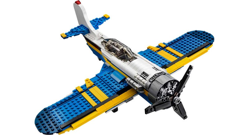 Illustration for article titled Deals: Lego Creator Aviation Adventure 31% off at Amazon
