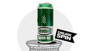 Illustration for article titled Genesee Cream Ale Is A B-Minus Beer That Comes In An A-Plus Can